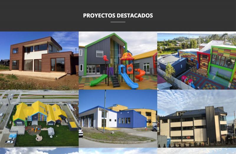 Constructora Inmobisur - WDesign - Diseño Web Profesional