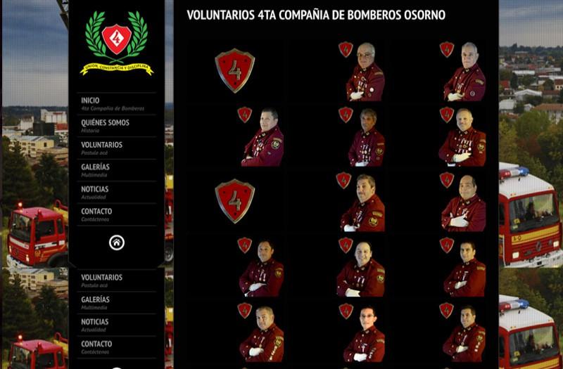 Cuarta de Osorno - WDesign - Diseño Web Profesional
