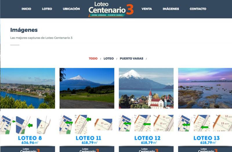Loteo Centenario 3 - WDesign - Diseño Web Profesional
