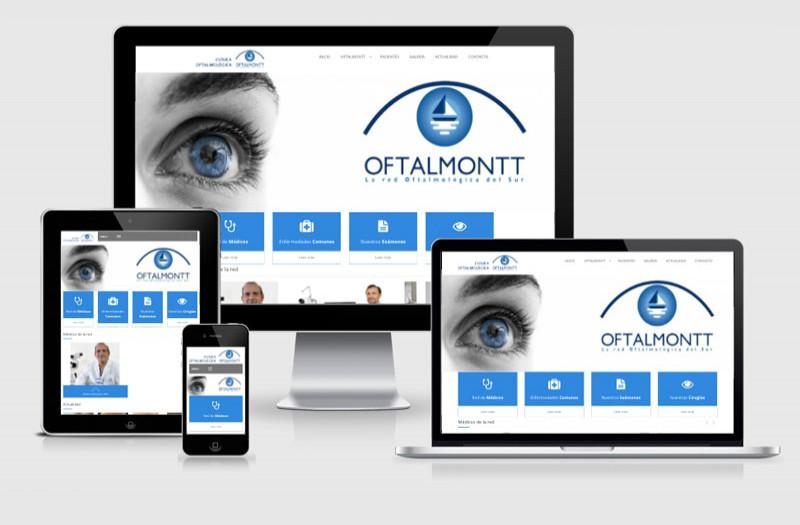 Oftalmontt - WDesign - Diseño Web Profesional
